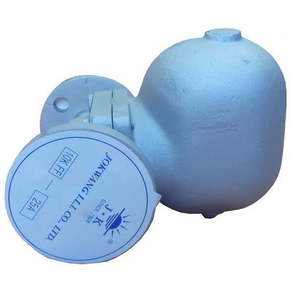 Float ball steam traps