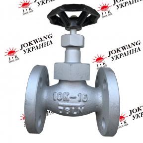 Запірний вентиль Jokwang JGL-FF11 DN15 PN10