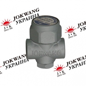 Thermodynamic steam trap Jokwang JTR-DT31 DN10 PN40