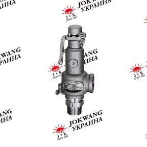 Предохранительный клапан Jokwang JSV-HT43 DN25 PN40