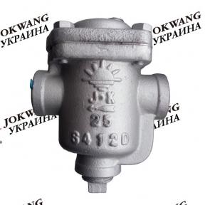 Inverted bucket steam trap Jokwang JTR-BT21 DN25 PN16