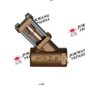 Смотровое стекло Jokwang JSC-BT11 DN15 PN16