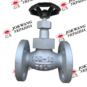 Запірний вентиль Jokwang JGL-FF21 DN40 PN20
