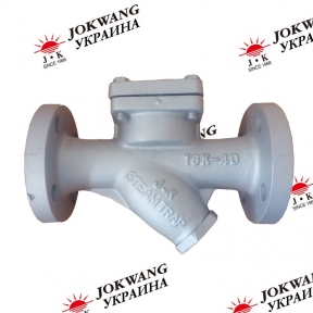 Термодинамический конденсатоотводчик Jokwang JTR-DF21 DN25 PN16