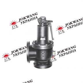 Запобіжний клапан Jokwang JSV-FF11 DN32x65 PN16
