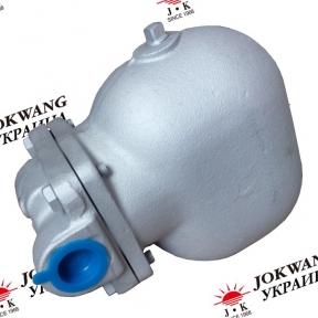 Поплавковий конденсатовідвідник Jokwang JTR-FT12 DN25 PN16