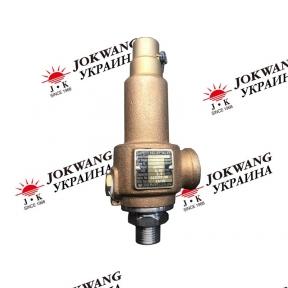 Предохранительный клапан Jokwang JSV-HT41 DN40 PN40