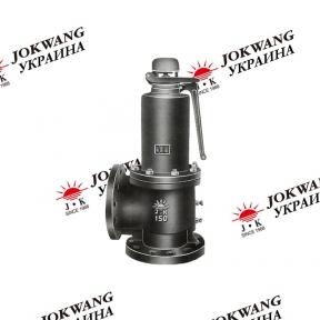 Запобіжний клапан Jokwang JSV-FF21 DN125x200 PN25