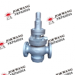 Pilot operated pressure regulator Jokwang JRV-SF21 DN100 PN25