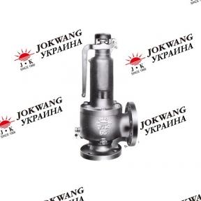 Предохранительный клапан Jokwang JSV-HF11 DN80x100 PN10