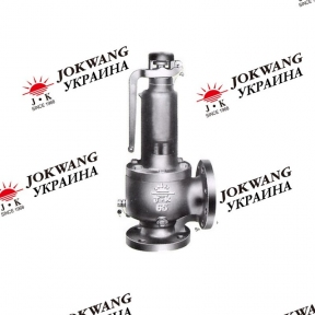 Запобіжний клапан Jokwang JSV-HF11 DN25x40 PN10