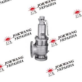 Предохранительный клапан Jokwang JSV-BF31 DN65x100 PN25