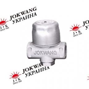 Термодинамический конденсатоотводчик Jokwang JTR-DT41 DN15 PN63